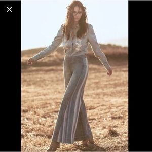 Free people sea to sea flare